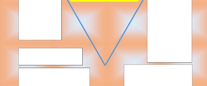 V de Gowin (canvis en els materials)