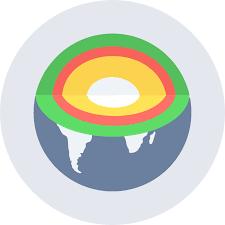 La geosfera: estructura de la Tierra