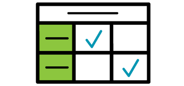 Graelles de criteris d'avaluació i rúbriques